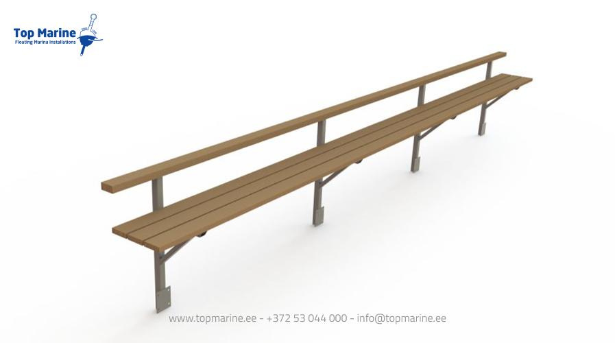Topmarine lisavarustus istepink käetoega +372 5304 4000 info@topmarine.ee