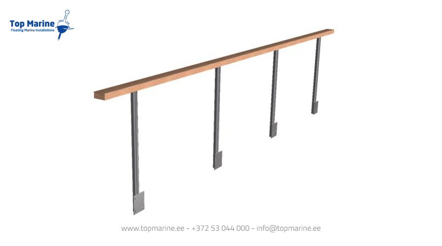 Topmarine lisavarustus käetugi +372 5304 4000 info@topmarine.ee