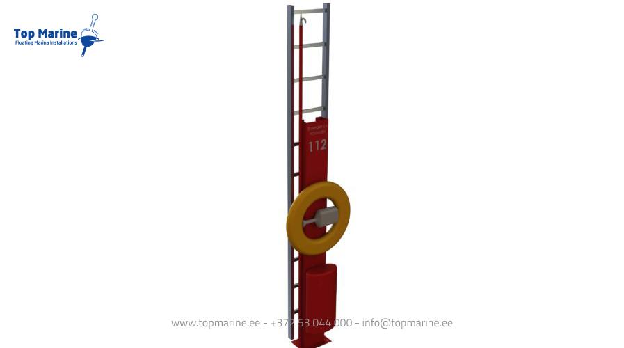 Topmarine lisavarustus päästepost +372 5304 4000 info@topmarine.ee