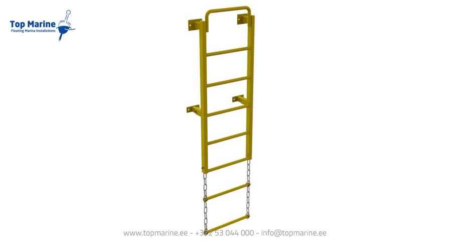 Topmarine lisavarustus redel +372 5304 4000 info@topmarine.ee