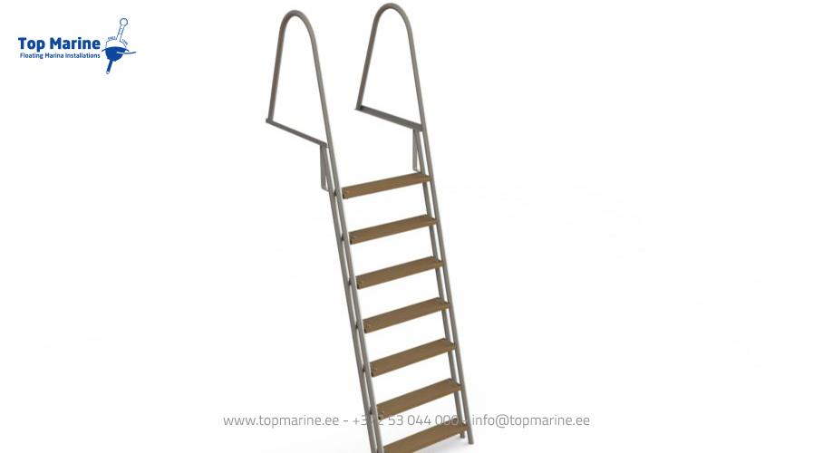 Topmarine lisavarustus redel 7 astmeline +372 5304 4000 info@topmarine.ee