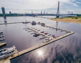 Riga City Marina Lätis